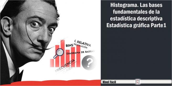 Histograma. Las bases fundamentales de la estadística descriptiva (Estadística gráfica Parte 1)