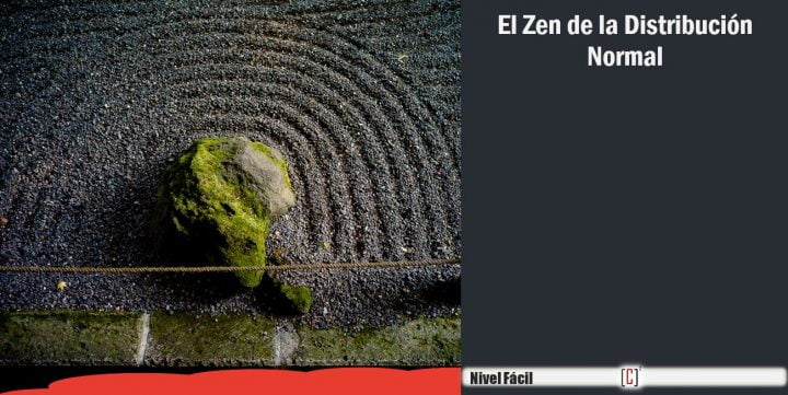 El Zen de la distribución Normal