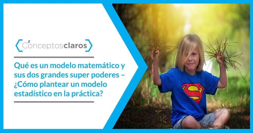 qué es el modelo matemático