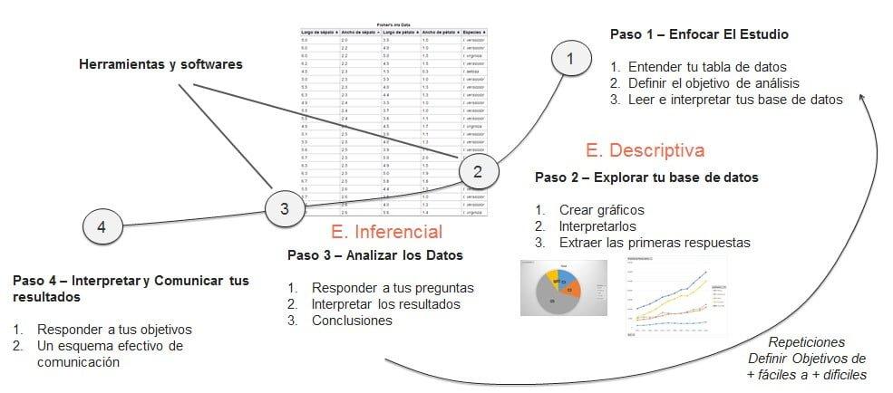 Cómo Analizar Datos La Guía Paso A Paso Para Aprovechar Tus Datos