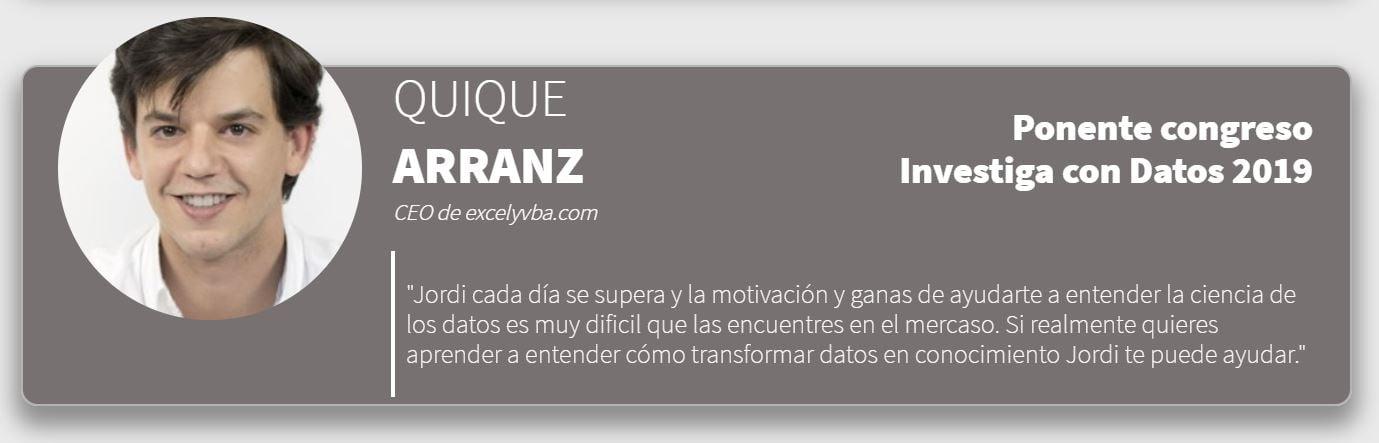 quiqueArranz